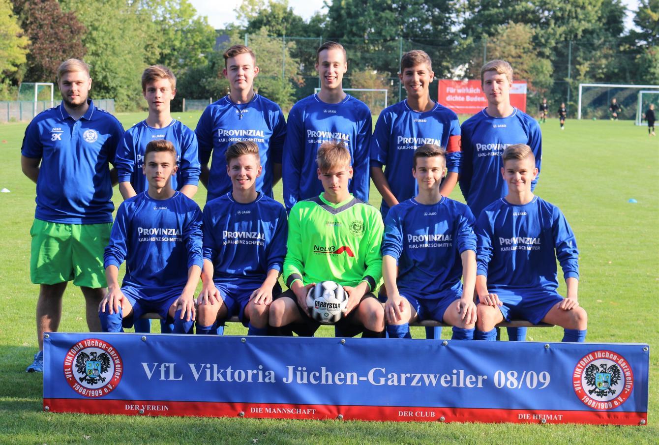 VfL Viktoria Jüchen-Garzweiler Jugend A-2